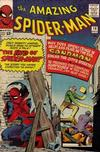 Cover for The Amazing Spider-Man (Marvel, 1963 series) #18