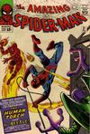 Cover for The Amazing Spider-Man (Marvel, 1963 series) #21