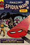 Cover for The Amazing Spider-Man (Marvel, 1963 series) #22