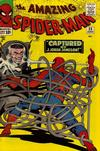 Cover for The Amazing Spider-Man (Marvel, 1963 series) #25