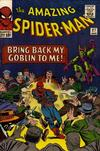 Cover for The Amazing Spider-Man (Marvel, 1963 series) #27