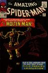 Cover for The Amazing Spider-Man (Marvel, 1963 series) #28 [Regular Edition]
