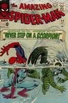 Cover for The Amazing Spider-Man (Marvel, 1963 series) #29 [Regular Edition]