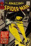 Cover for The Amazing Spider-Man (Marvel, 1963 series) #30 [Regular Edition]