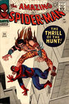 Cover for The Amazing Spider-Man (Marvel, 1963 series) #34 [Regular Edition]