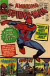 Cover for The Amazing Spider-Man (Marvel, 1963 series) #38 [Regular Edition]