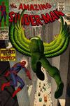 Cover for The Amazing Spider-Man (Marvel, 1963 series) #48 [Regular Edition]