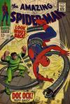Cover for The Amazing Spider-Man (Marvel, 1963 series) #53