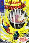 Cover for The Amazing Spider-Man (Marvel, 1963 series) #61