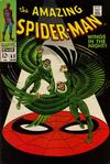 Cover for The Amazing Spider-Man (Marvel, 1963 series) #63