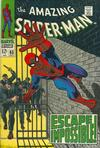 Cover for The Amazing Spider-Man (Marvel, 1963 series) #65