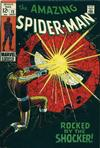 Cover Thumbnail for The Amazing Spider-Man (1963 series) #72 [Regular Edition]