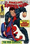 Cover for The Amazing Spider-Man (Marvel, 1963 series) #73 [Regular Edition]
