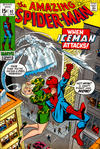 Cover Thumbnail for The Amazing Spider-Man (1963 series) #92 [Regular Edition]