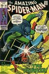 Cover for The Amazing Spider-Man (Marvel, 1963 series) #93 [Regular Edition]