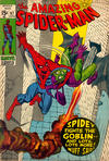 Cover for The Amazing Spider-Man (Marvel, 1963 series) #97 [Regular Edition]