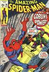 Cover Thumbnail for The Amazing Spider-Man (1963 series) #98 [Regular Edition]