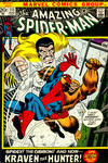 Cover Thumbnail for The Amazing Spider-Man (1963 series) #111 [Regular Edition]