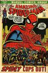 Cover Thumbnail for The Amazing Spider-Man (1963 series) #112 [Regular Edition]