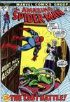 Cover for The Amazing Spider-Man (Marvel, 1963 series) #115 [Regular Edition]