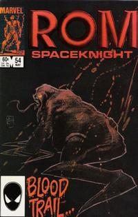 Cover Thumbnail for ROM (Marvel, 1979 series) #54 [Direct Edition]