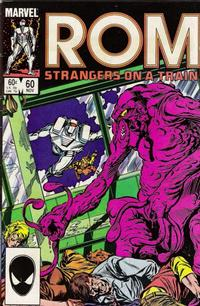 Cover Thumbnail for ROM (Marvel, 1979 series) #60 [Direct Edition]