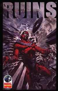 Cover Thumbnail for Ruins (Marvel, 1995 series) #2