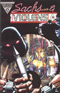 Cover Thumbnail for Sachs & Violens (Marvel, 1993 series) #2