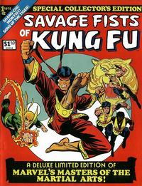 Cover Thumbnail for Special Collector's Edition Featuring Savage Fists of Kung Fu (Marvel, 1975 series) #1