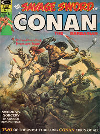 Cover Thumbnail for The Savage Sword of Conan (Marvel, 1974 series) #1