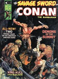 Cover Thumbnail for The Savage Sword of Conan (Marvel, 1974 series) #3