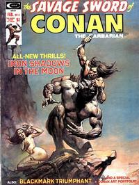 Cover Thumbnail for The Savage Sword of Conan (Marvel, 1974 series) #4