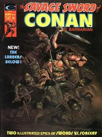 Cover Thumbnail for The Savage Sword of Conan (Marvel, 1974 series) #6