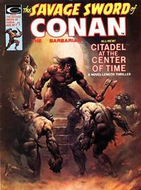 Cover Thumbnail for The Savage Sword of Conan (Marvel, 1974 series) #7