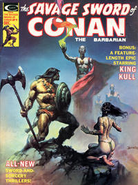 Cover Thumbnail for The Savage Sword of Conan (Marvel, 1974 series) #9
