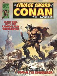 Cover Thumbnail for The Savage Sword of Conan (Marvel, 1974 series) #10