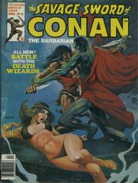 Cover Thumbnail for The Savage Sword of Conan (Marvel, 1974 series) #18
