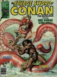 Cover Thumbnail for The Savage Sword of Conan (Marvel, 1974 series) #23
