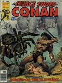 Cover Thumbnail for The Savage Sword of Conan (Marvel, 1974 series) #24
