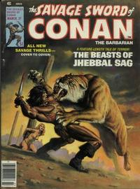 Cover Thumbnail for The Savage Sword of Conan (Marvel, 1974 series) #27
