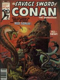 Cover Thumbnail for The Savage Sword of Conan (Marvel, 1974 series) #29