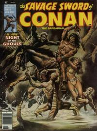 Cover Thumbnail for The Savage Sword of Conan (Marvel, 1974 series) #32