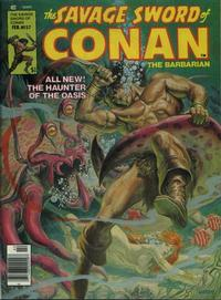 Cover Thumbnail for The Savage Sword of Conan (Marvel, 1974 series) #37