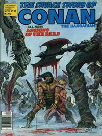 Cover Thumbnail for The Savage Sword of Conan (Marvel, 1974 series) #39