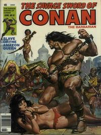 Cover Thumbnail for The Savage Sword of Conan (Marvel, 1974 series) #41