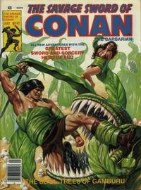 Cover Thumbnail for The Savage Sword of Conan (Marvel, 1974 series) #42