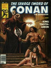Cover Thumbnail for The Savage Sword of Conan (Marvel, 1974 series) #43