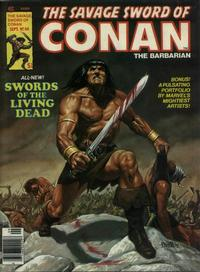 Cover Thumbnail for The Savage Sword of Conan (Marvel, 1974 series) #44