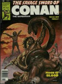 Cover Thumbnail for The Savage Sword of Conan (Marvel, 1974 series) #46