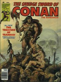 Cover Thumbnail for The Savage Sword of Conan (Marvel, 1974 series) #47